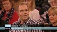 Blogger/kostrdgiver Ronnie Mathisen