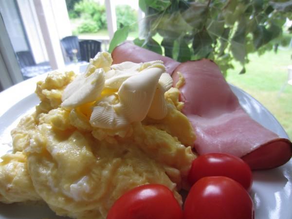 hardkokte egg hvor lenge